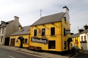 Bonner's Corner Bar - Ballybofey, Ireland